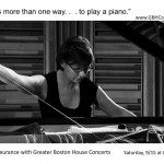 There's more than one way...to play a piano